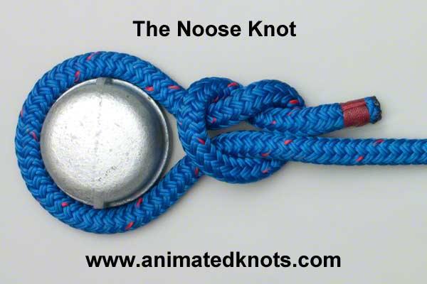 4_Cilpas jeb vienkāršais mezgls_noose_knot